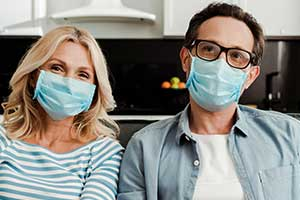CSP Pandemic Couple | Center for Studies of the Person